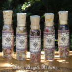 Custom Herbal Blends . Harnessing Herbs, Resins and Energy Crystals Magically