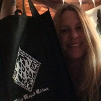 Ditch Plastic Bags with White Magick Alchemy Sigil Tote Reusable Grocery Bags