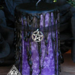Queen of the Witches Candles featured on Witches of East End – Hekate