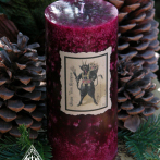 KRAMPUS – Greetings! Gruss Vom Krampus Candles are a Yule Favorite