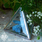 Pyramid Charging Boxes for Charging Crystals, Jewelry and More