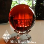 Crystal Balls . For Your Sacred Space and Magic