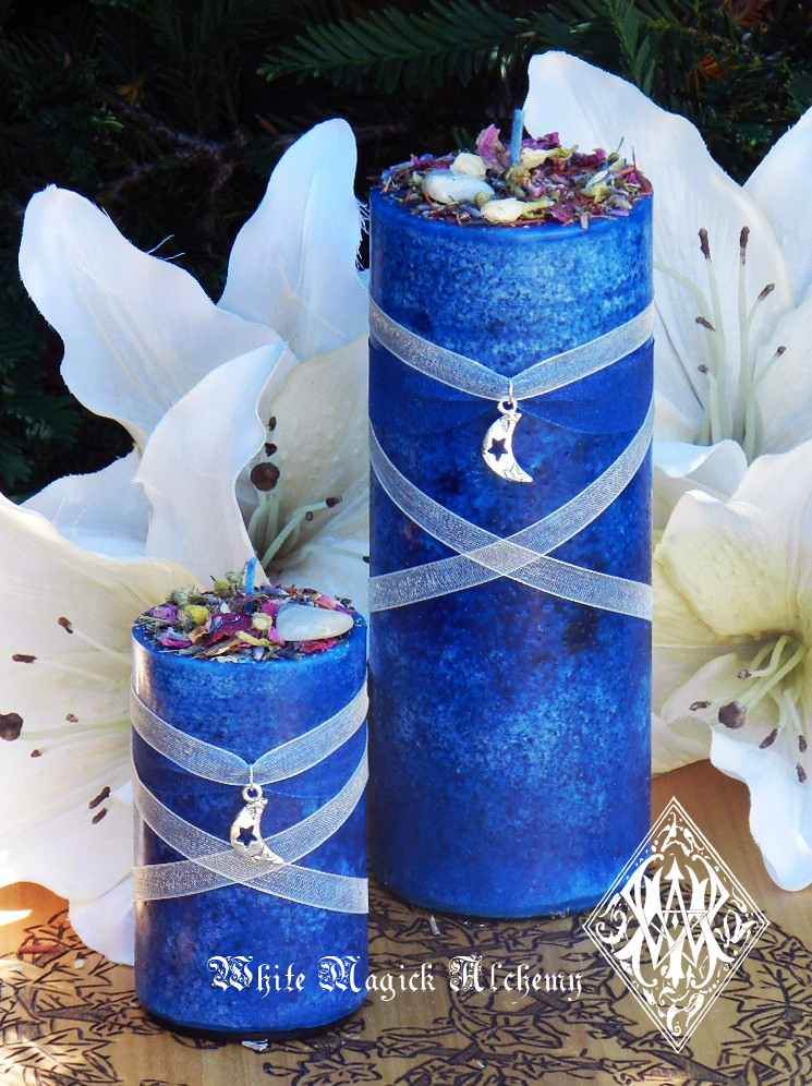 Blue Moon Rituals Candles