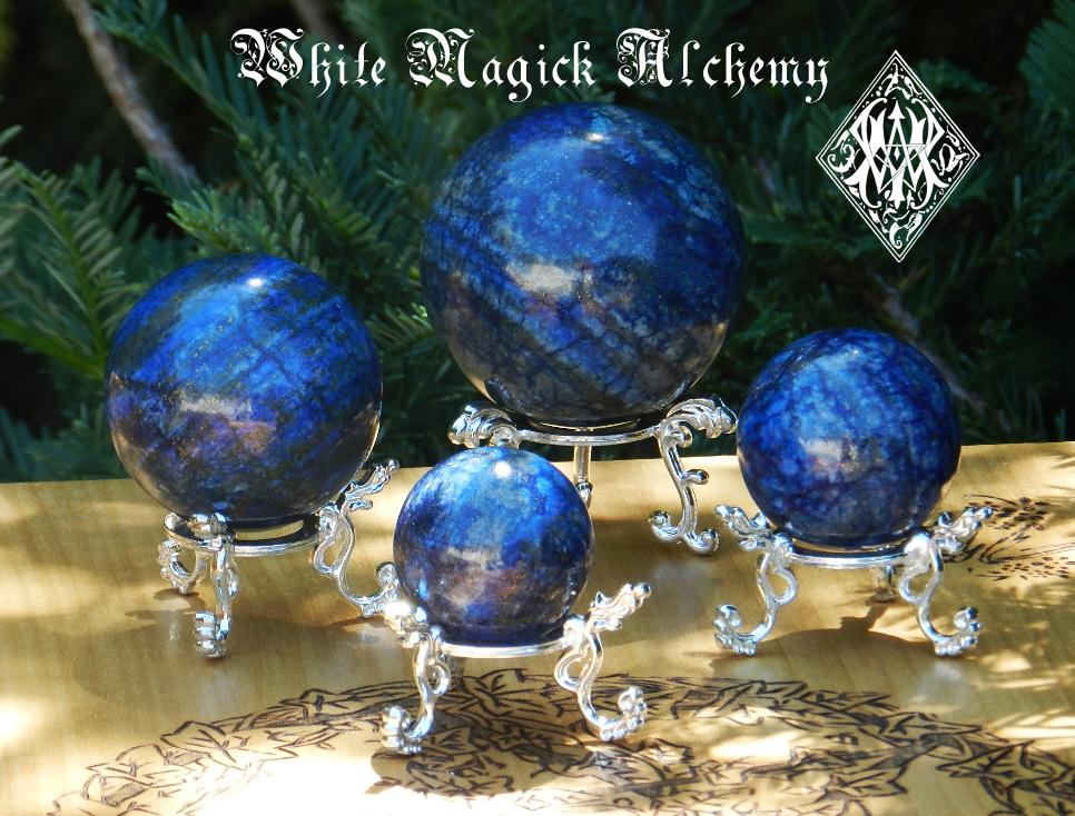 Blue Moon Rituals Lapis Lazuli