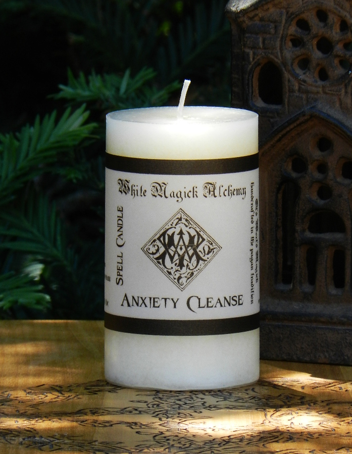 Anxiety_Spell_Candle_White_Magick_Alchemy