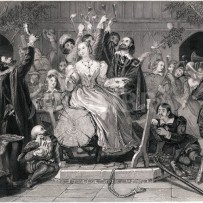 12 Days of Yule – History & Traditions of Twelfth Night – Mother's Night