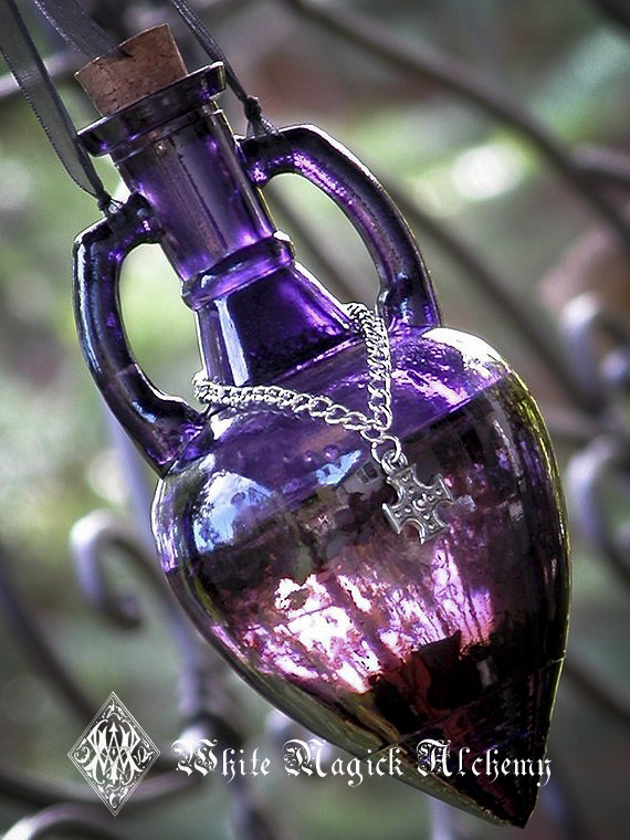Sacred Witches Power Potion Spells Magic Ritual Witchcraft